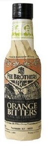 Fee Brothers Gin Barrel-Aged Orange Bitters 150ML