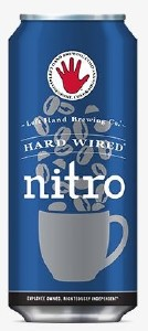 Left Hand Hard Wired Nitro Coffee Porter Can 404ML