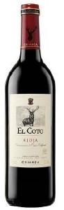 El Coto Crianza Rioja