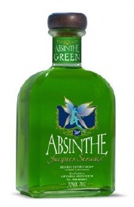 Absinthe Green Jacques Senaux 700ML