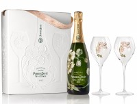 Perrier Jouet Belle Epoque Gift Box with Glasses 750ML