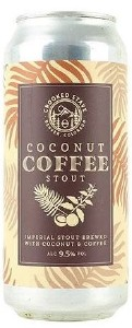 Crooked Stave Coconut Coffee Stout Can 473ML