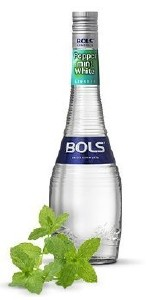 Bols Peppermint White 700ML