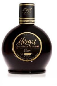 Mozart Dark Chocolate 500ML