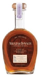 Abraham Bowman Pioneer Spirit  Virginia Limited Edition Whiskey 750ML