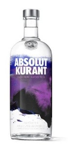 Absolut Kurant Vodka 700ML