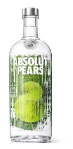 Absolut Pears Vodka 700ML
