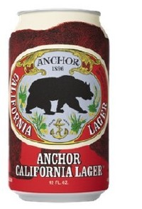 Anchor California Lager Can 355ML