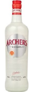 Archers Peach Schnapps 700ML