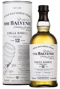 Balvenie 12 Year Old Single Barrel 700ML