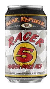 Bear Republic Racer 5 IPA Can 355ML
