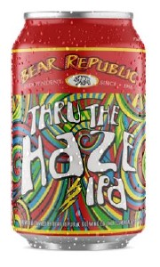 Bear Republic Thru The Haze Can 355ML
