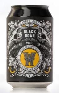White Hag Barrel Aged 'Black Boar' 2020 Can 330ML