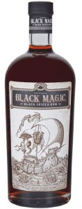 Black Magic Black Spiced Rum 700ML