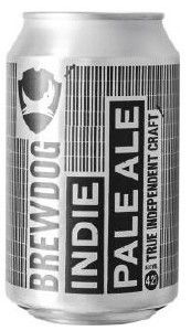 BrewDog Indie Pale Ale Can 330ML