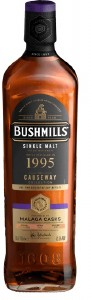 Bushmills 1995 'The Causeway Collection' Malaga Cask 700ML