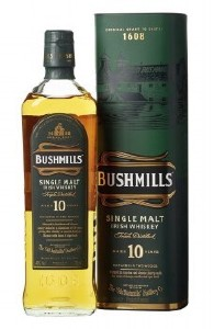 Bushmills 10 Year Old Single Malt 700ML