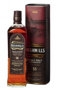Bushmills 16 Year Old Single Malt 700ML