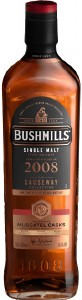 Bushmills 2008 'The Causeway Collection' Muscatel Cask 700ML