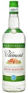 Clement Rhum Agricole Blanc 700ML