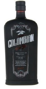 Colombian Aged Treasure Gin 700ML