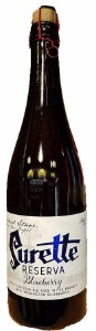 Crooked Stave Surette Reserva Blueberry 2016 750ML