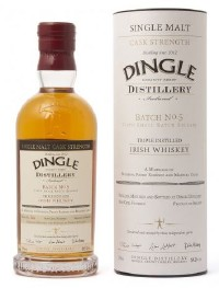 Dingle Single Malt Cask Strength Batch #5 700ML