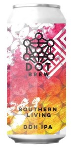 Dot Brew Southern Living DDH IPA Can 440ML