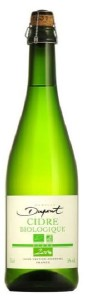 Famille Dupont Cidre Bio 750ML