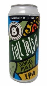 Eight Degrees Full Irish Can 440ML