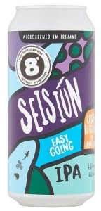 Eight Degrees Seisiun Can 440ML