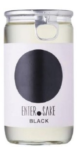 Enter Sake Black Dot Jar 180ML