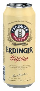 Erdinger Hefe Weisse Can 24x500ML (Case Only)
