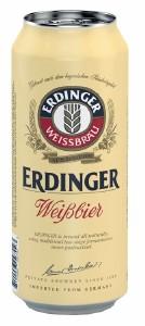 Erdinger Hefe Weisse Can 24x500ML (Case Only)