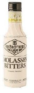 Fee Brothers Molasses Bitters 150ML