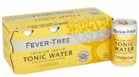 Fever Tree Indian Tonic Water Can Pack 8x150ML