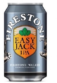 Firestone Walker Easy Jack IPA Can 355ML