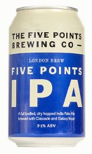 Five Points IPA Can 330ML