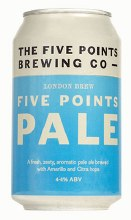 Five Points Pale Can 330ML
