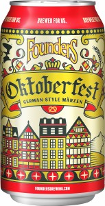 Founders Oktoberfest Can 355ML