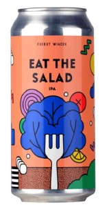 Fuerst Wiacek Eat The Salad IPA Can 440ML