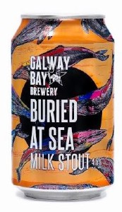Galway Bay Buried At Sea Can 330ML