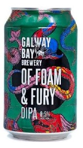 Galway Bay Of Foam & Fury Can 330ML