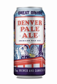 Great Divide Denver Pale Ale Can 355ML