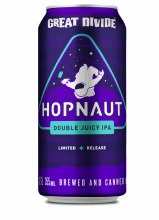 Great Divide Hopnaut Can 355ML