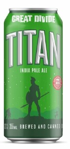 Great Divide Titan IPA Can 355ML