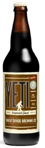Great Divide Yeti 650ML