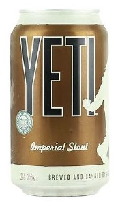 Great Divide Yeti Imperial Stout Can 355ML