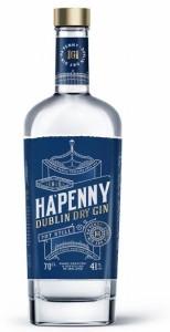 Ha'Penny Dublin Dry Gin 700ML