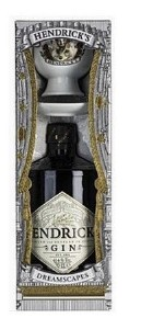 Hendrick's Gin Dreamscape Tea Cup Gift Box Set 700ML